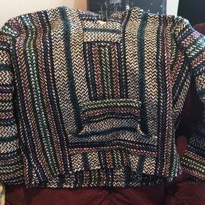 Baja Joe threaded hoodie